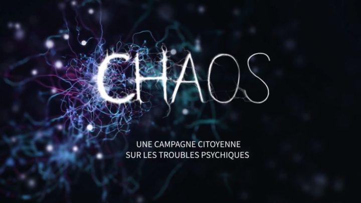 Chaos : la campagne de sensibilisation sur le handicap psychique est lancée