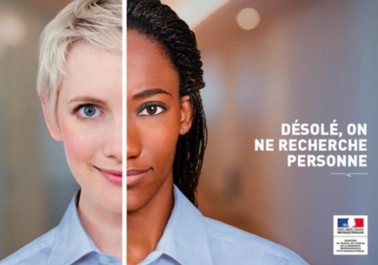 Discriminations : lancement Des compétences d'abord