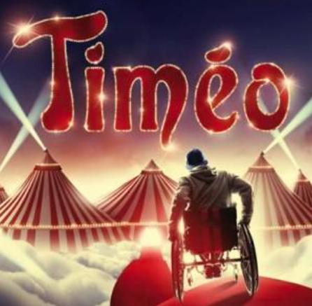 Le spectacle Timeo au Casino de Paris