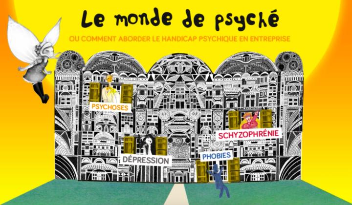 Le Monde de Psyché : une nouvelle sensibilisation digitale