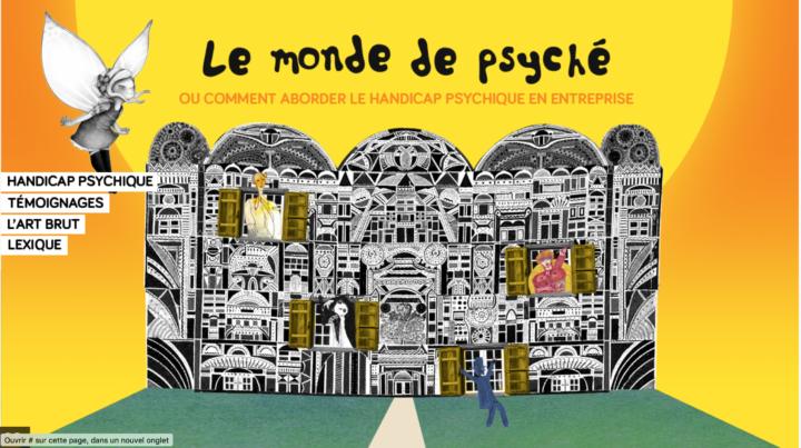 Psyché s'invite à Saint-Quentin-en-Yvelines