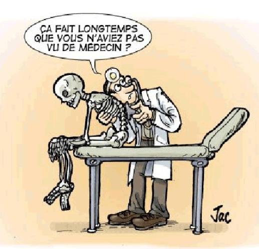 """La """"loi travail"""" modifie le suivi médical des salariés"""