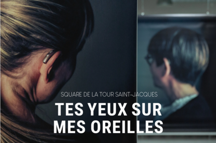 DES YEUX SUR MES OREILLES : L'EXPOSITION SUR LE HANDICAP AUDITIF DE CHÂTELET.
